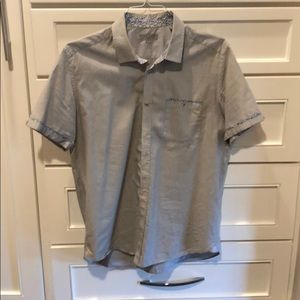Men's Ted Baker button up size 4